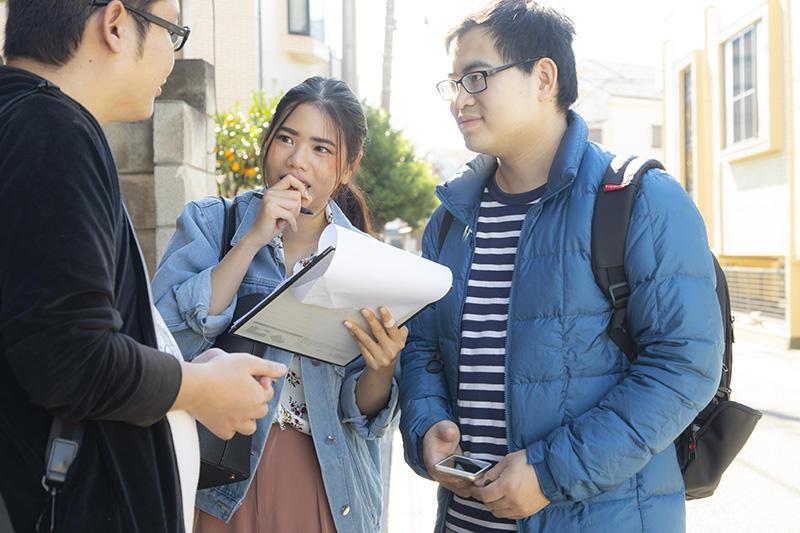 聖学院大学 政治経済学科・八木ゼミの学生たちが、上尾市と協働して「まちなか賑わいマップ」を発行。上尾の魅力を発見するインスタグラム・フォトコンテストも実施します。