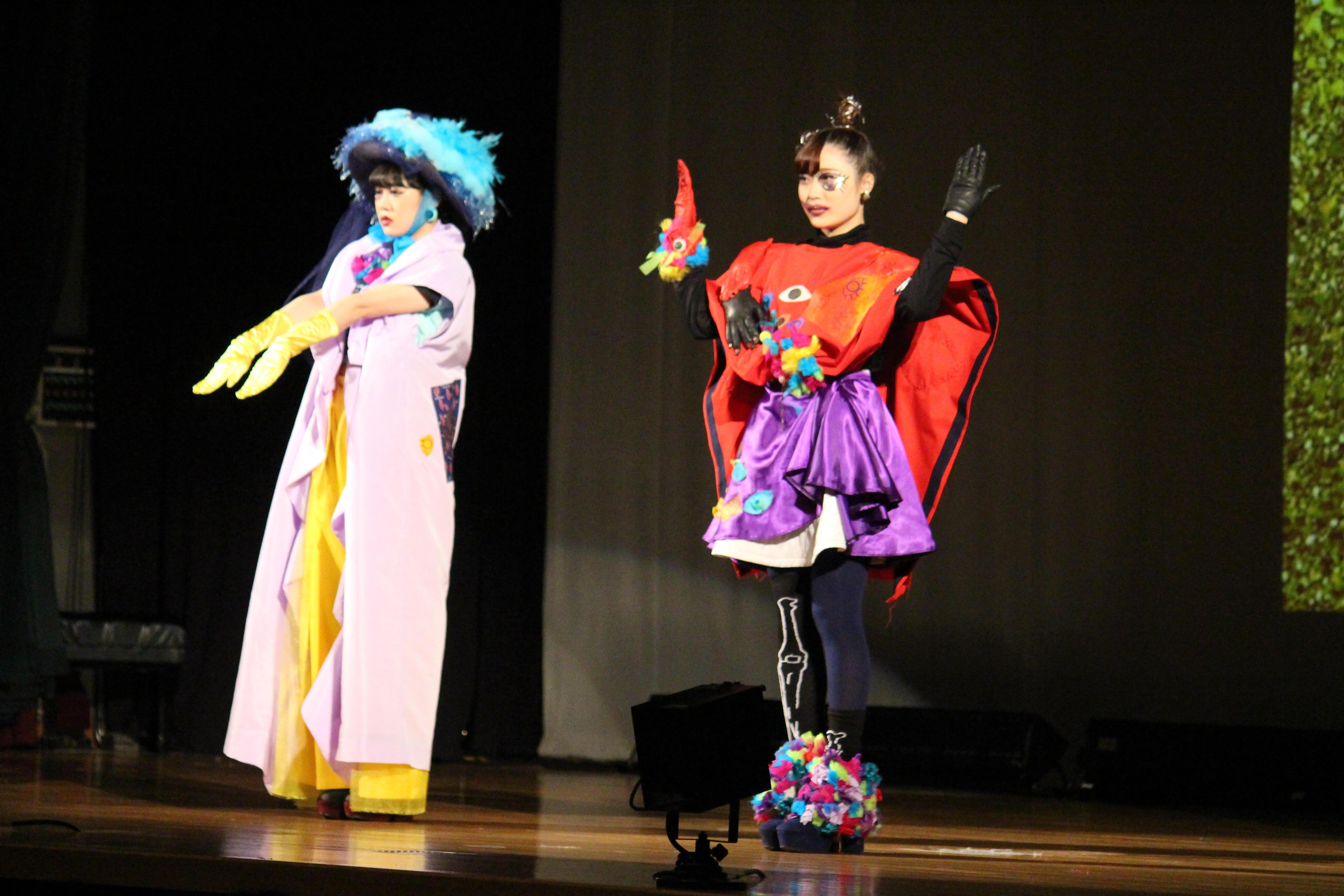 共立女子大学家政学部被服学科が「2018年度 卒業制作発表会」を開催 -- 4年間の集大成として取り組んだ卒業制作をファッションショーの形式で披露 --