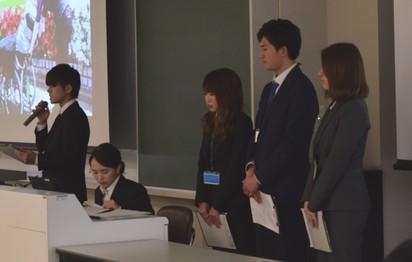 【武蔵大学】「三学部横断型ゼミナール・プロジェクト」が企業のCSR報告書を作成・発表する「2018最終報告会」を開催