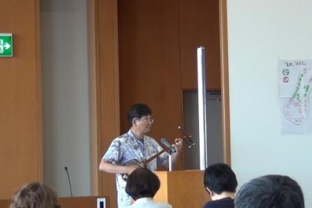 【武蔵大学】特別講演「日本における消滅危機言語の保存・継承活動 -- 喜界島の言語と文化 -- 」が行われました