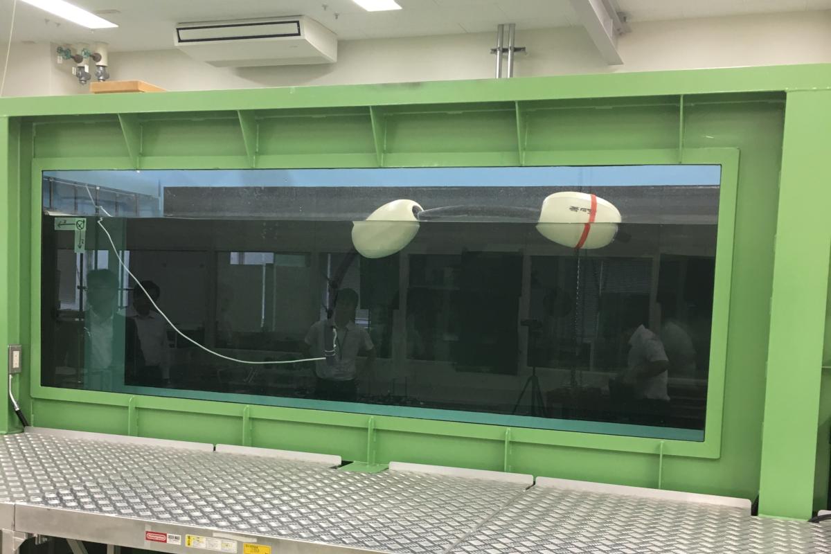 海洋土木関連事業での技術革新をめざす。革新的な水中機器給電用ケーブルとフロートの共同開発に着手。金沢工業大学と電線事業を手掛ける株式会社三ッ星(大阪市)
