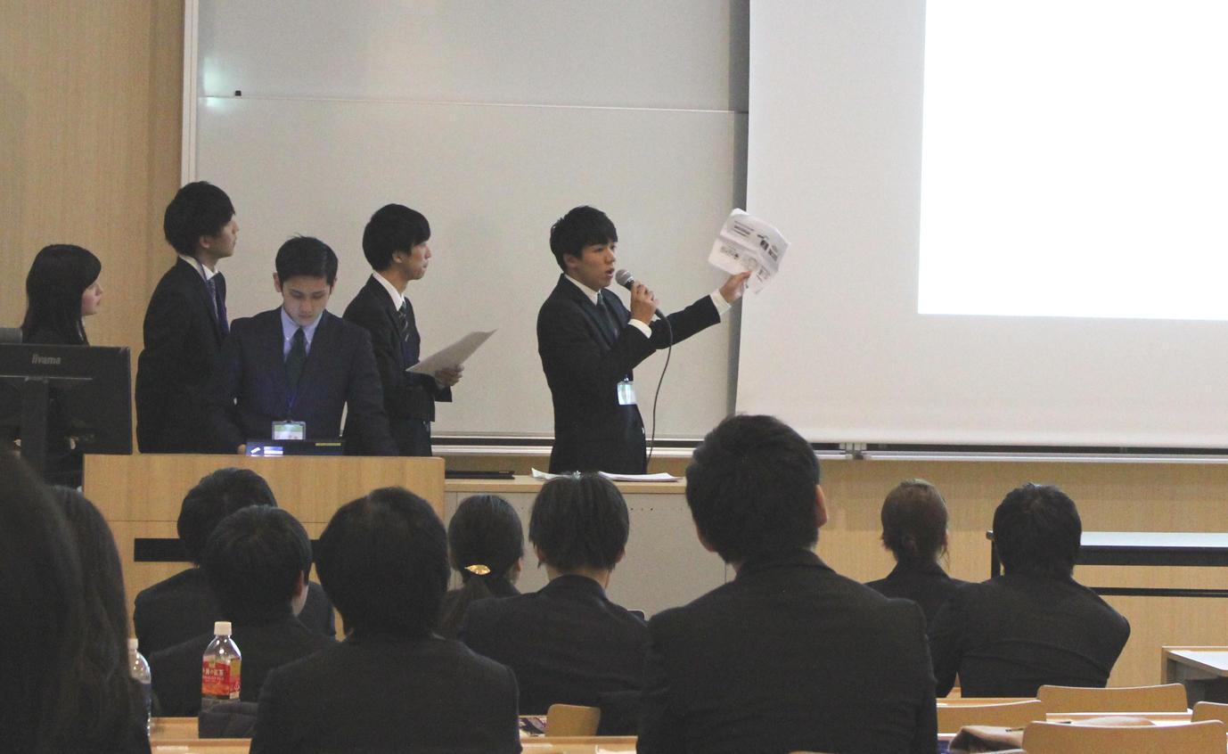 【武蔵大学】学生団体武蔵大学ゼミナール連合会が「ゼミ対抗研究発表大会2017」を12月9日(土)に開催 〈力戦奮闘 --駆け上がれ、型を破って、武蔵の頂点へ--〉