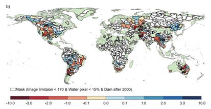 気候変動により変わりつつある洪水リスクを把握 -- 近年の洪水頻度の変化を検出し、地球温暖化の影響を明らかに --
