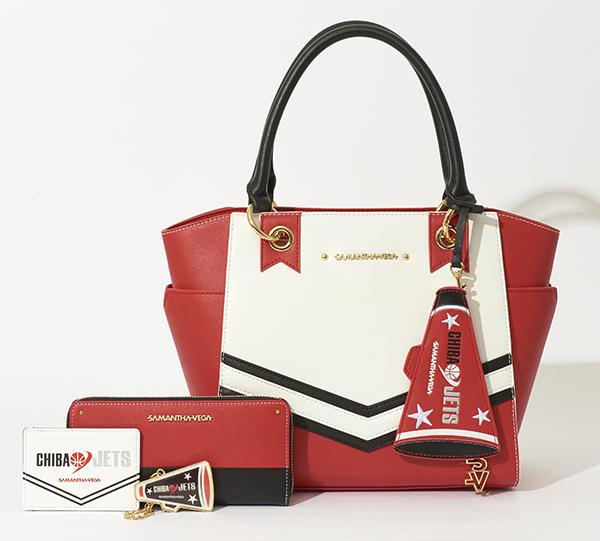 千葉商科大学×サマンサベガ×千葉ジェッツ -- 「ジェッツ女子」ムーブメントを広めるため学生が提案・開発したコラボレーション商品を販売
