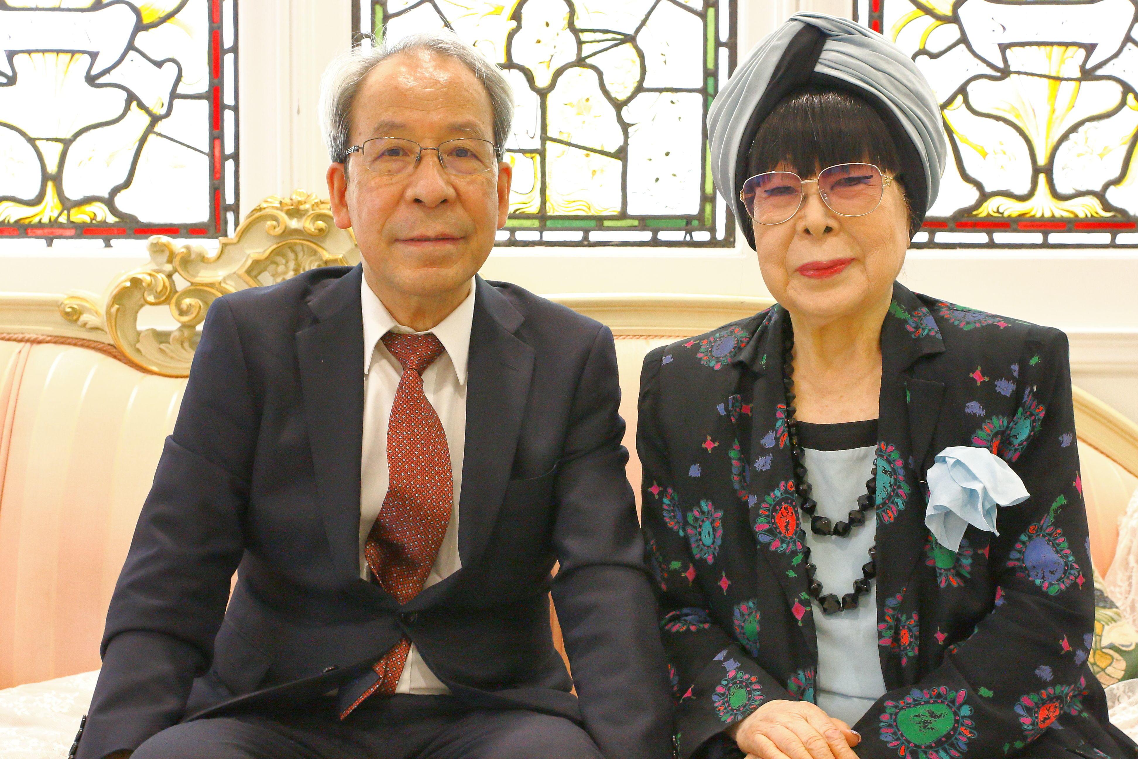 ブライダルファッションデザイナー桂由美氏のご寄付により、桂由美給付奨学金が制定されました