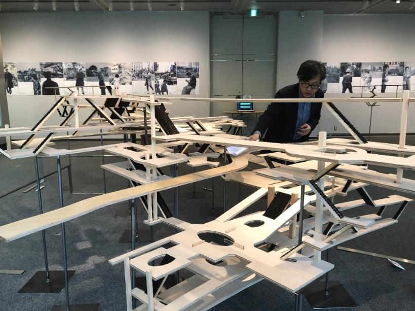 「山手線 全駅構内模型プロジェクト」 11月9日・10日、学園祭にて展示 -- 昭和女子大学