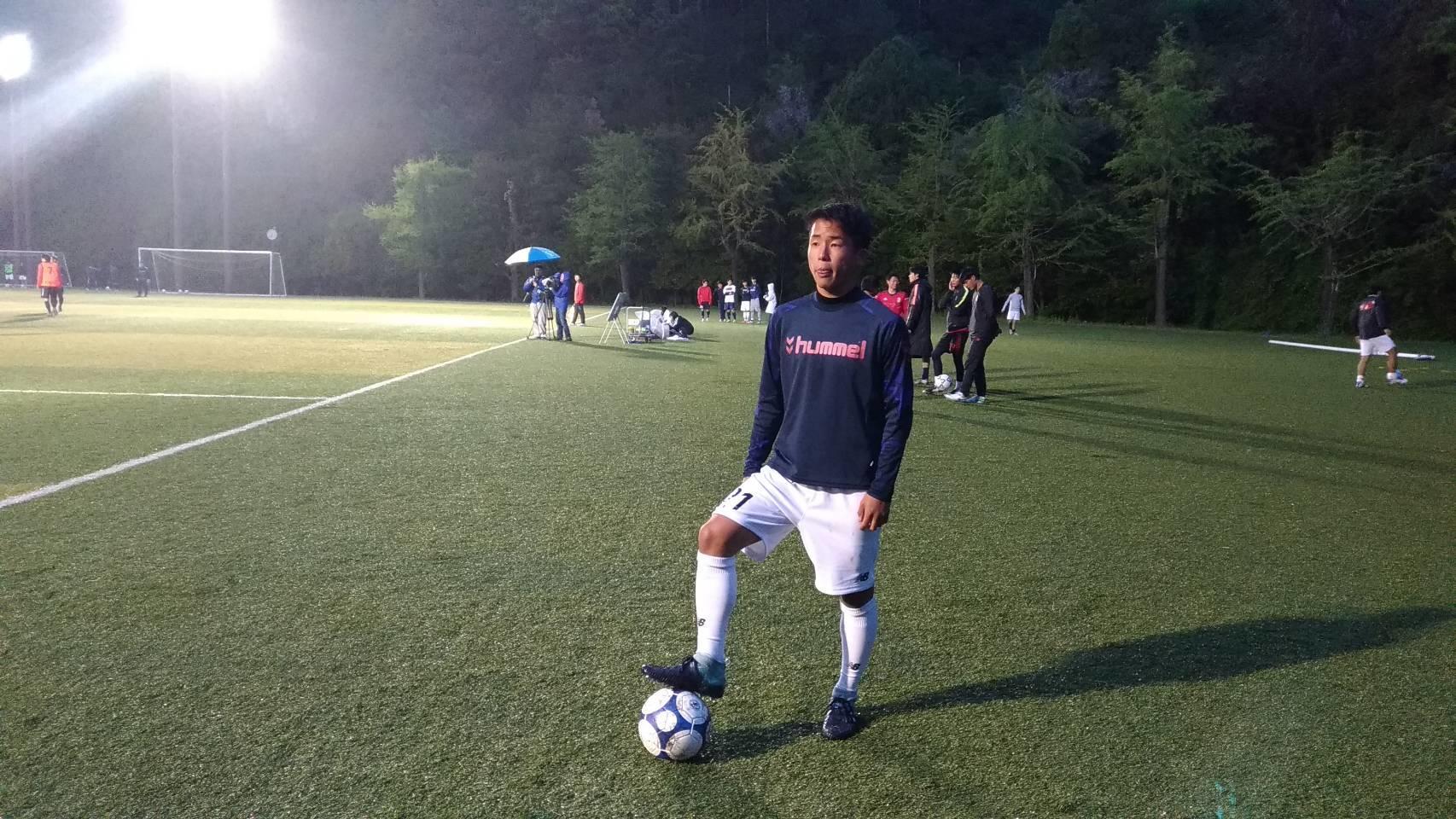 龍谷大学理工学部2年生(サッカー部)がデフ(ろう者)サッカー日本代表に選出されアジア大会に出場