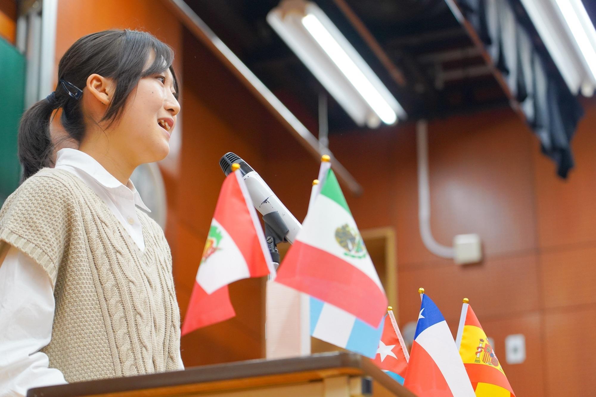 清泉女子大学が第2回高校生スペイン語スピーチコンテストを開催 -- 優秀者にはスペインでの2週間のスペイン語コースへの無料参加権をプレゼント