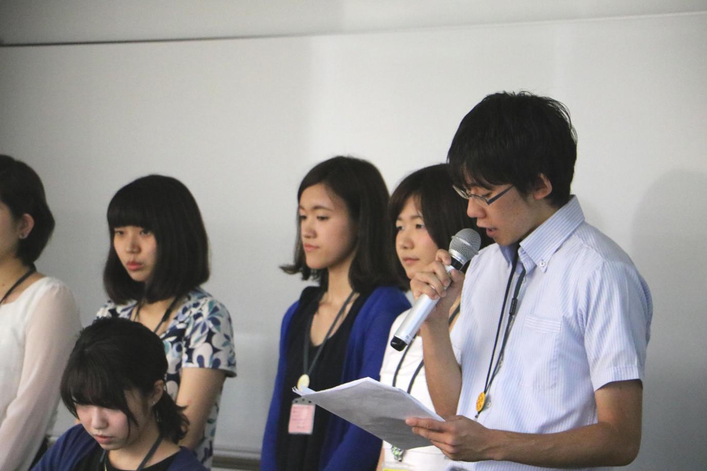 【武蔵大学】7/14(土)三学部横断型ゼミナール・プロジェクト2018最終報告会  -- 企業のCSR報告書を作成し、発表 --