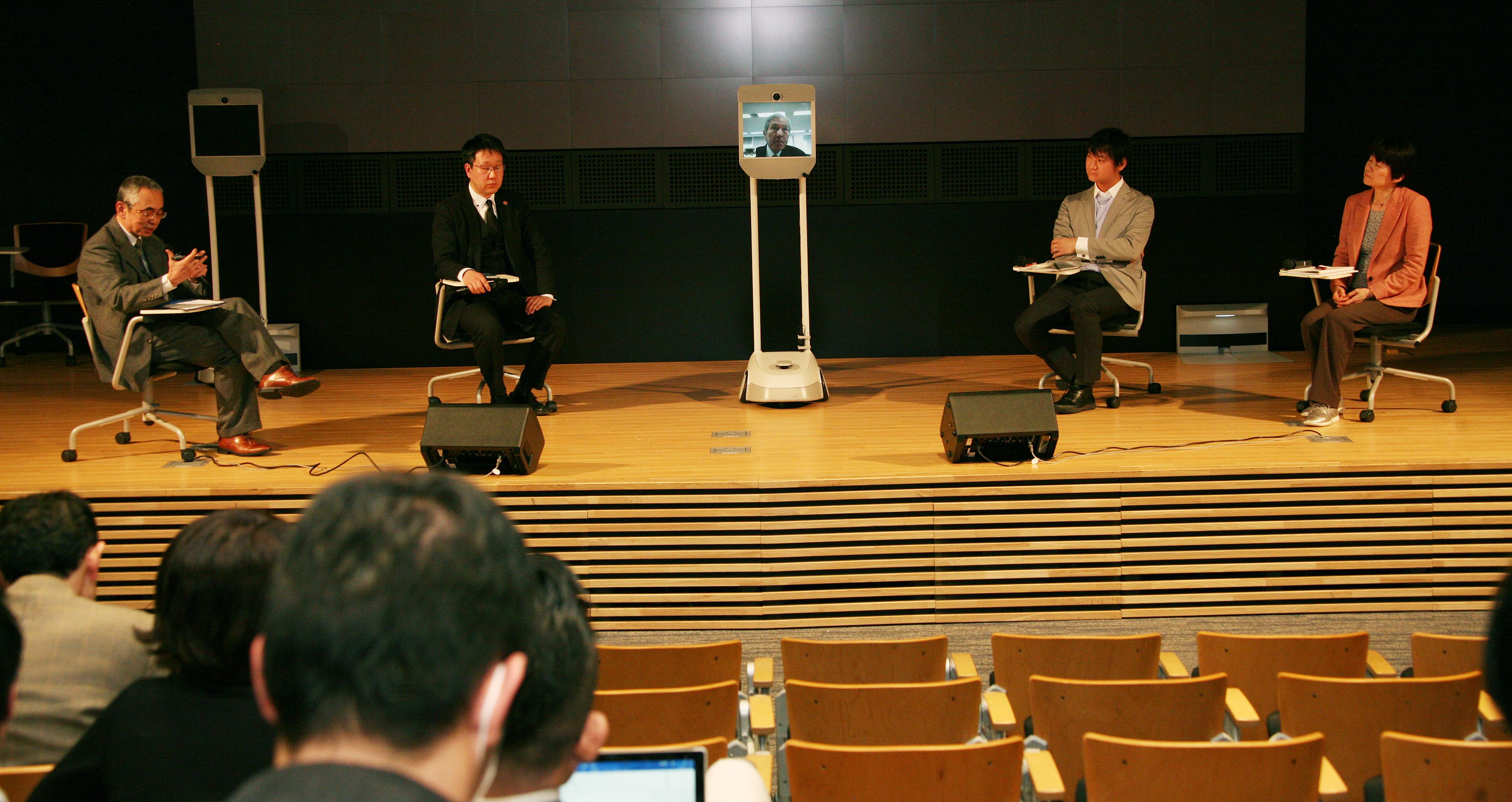 世界初。金沢工業大学がANAとの連携によりANA Avatarを用いたSDGs教育を実践。