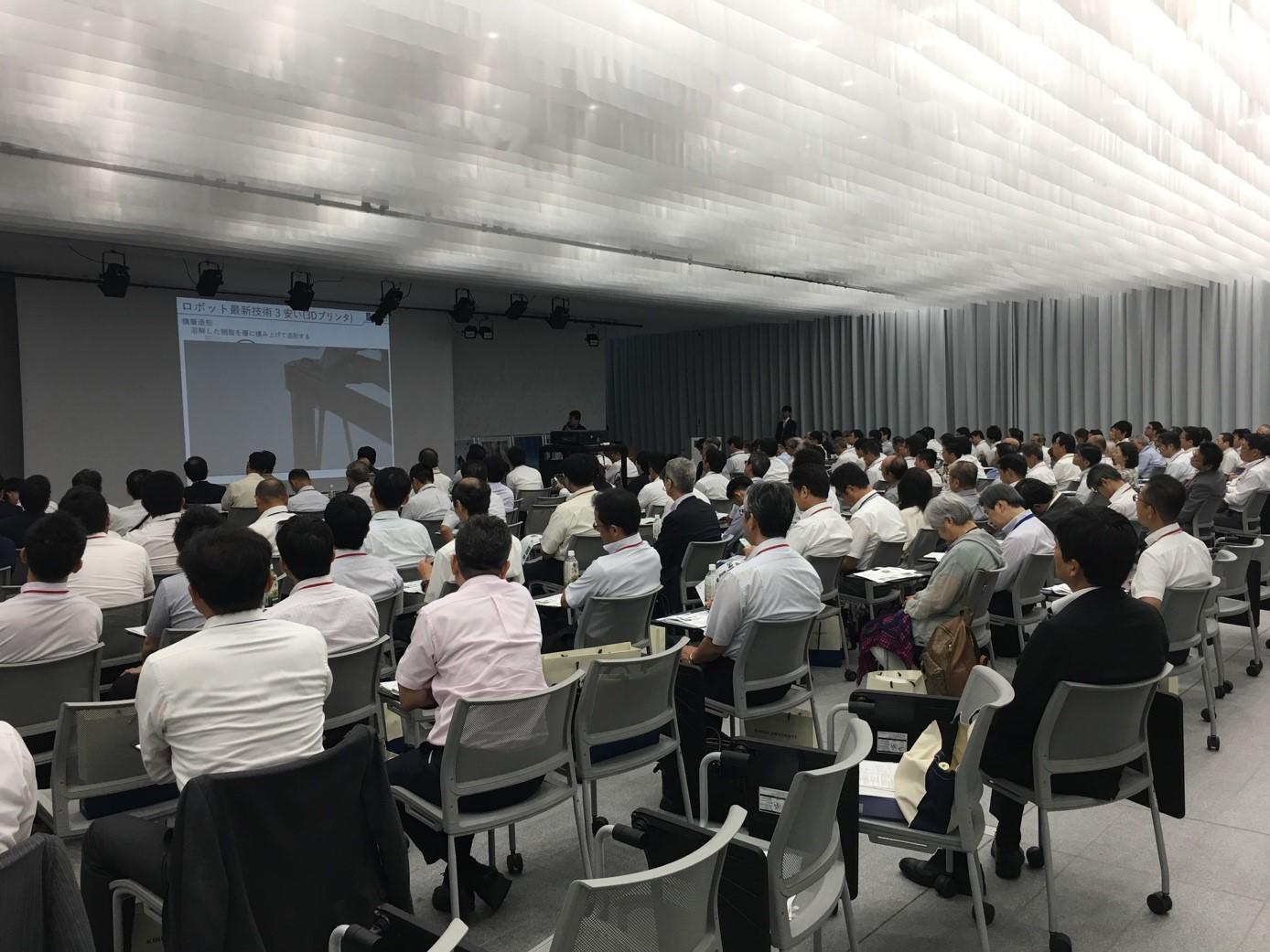 「近畿大学研究シーズ発表会」を開催 関西における産学連携活動のさらなる発展に向けて
