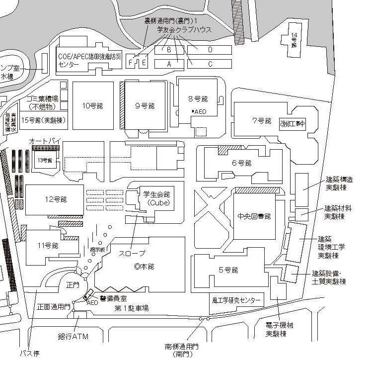 東京工芸大学 校舎改造プロジェクト -- 学生の意見を取り入れ、新たにクラブハウスとして完成 --