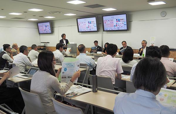 千葉商科大学がSDGsを全体テーマとした公開講座を開催 -- CUC公開講座in丸の内2019「SDGsの推進と大学の役割」