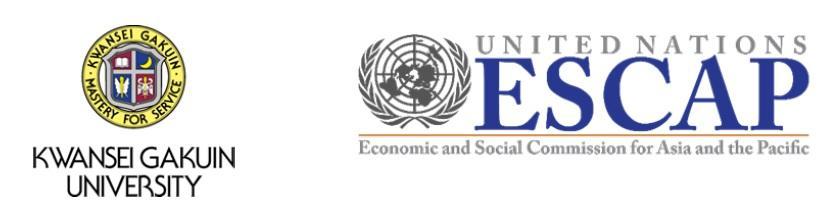 関西学院大学が国連アジア太平洋経済社会委員会とインターンシップ協定を締結 ~ 国内の大学では初