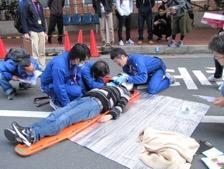 Prehospitalチームの訓練競技!第4回南大阪メディカルラリー開催