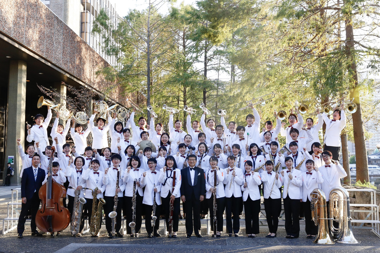 創価大学パイオニア吹奏楽団が「全日本吹奏楽コンクール」で金賞を受賞 -- 全国から勝ち上がった13団体の中から金賞を受賞