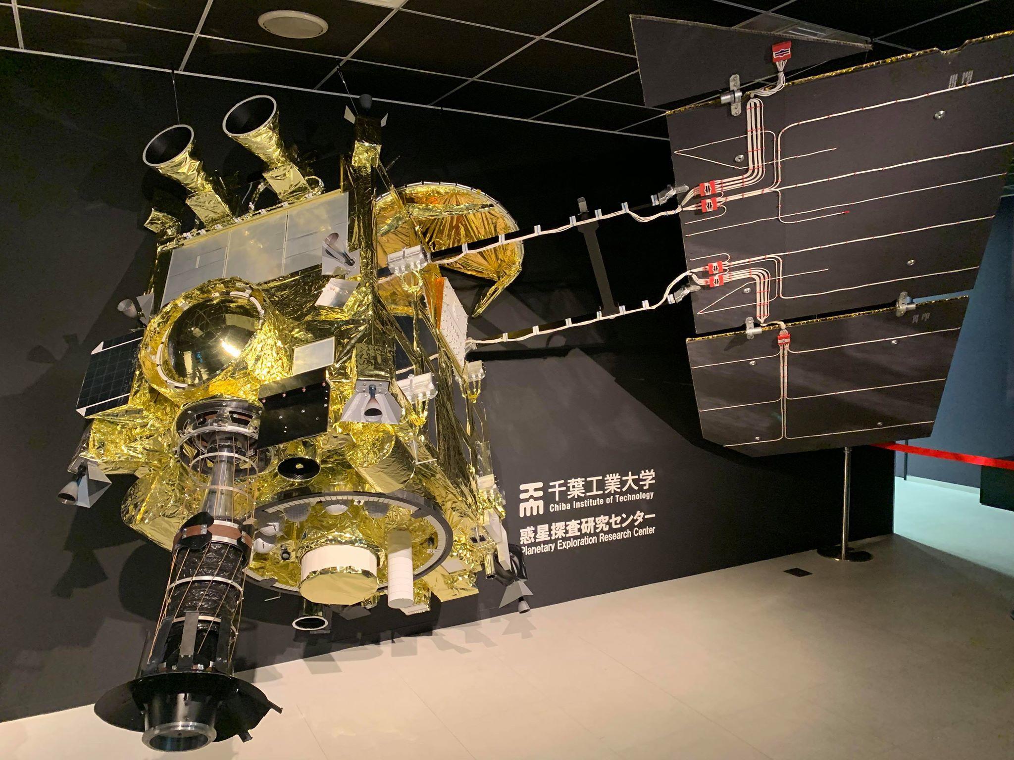 千葉工業大学 東京スカイツリータウン(R)キャンパスにて「はやぶさ2」実物大模型の展示を開始