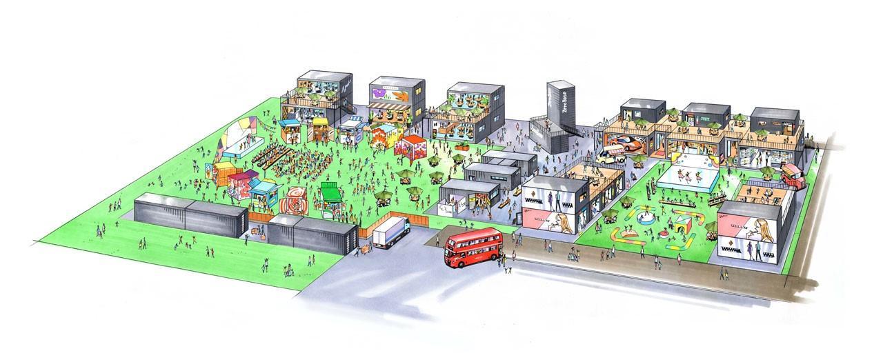 【武蔵野大学・株式会社ケシオン 共同リリース】学生44名が商業複合施設でSDGsを推進するプロジェクト「有明SDGsアクション」 2021年4月12日スタート! -- ペイントアートと家具を用いて空間デザインを行う --