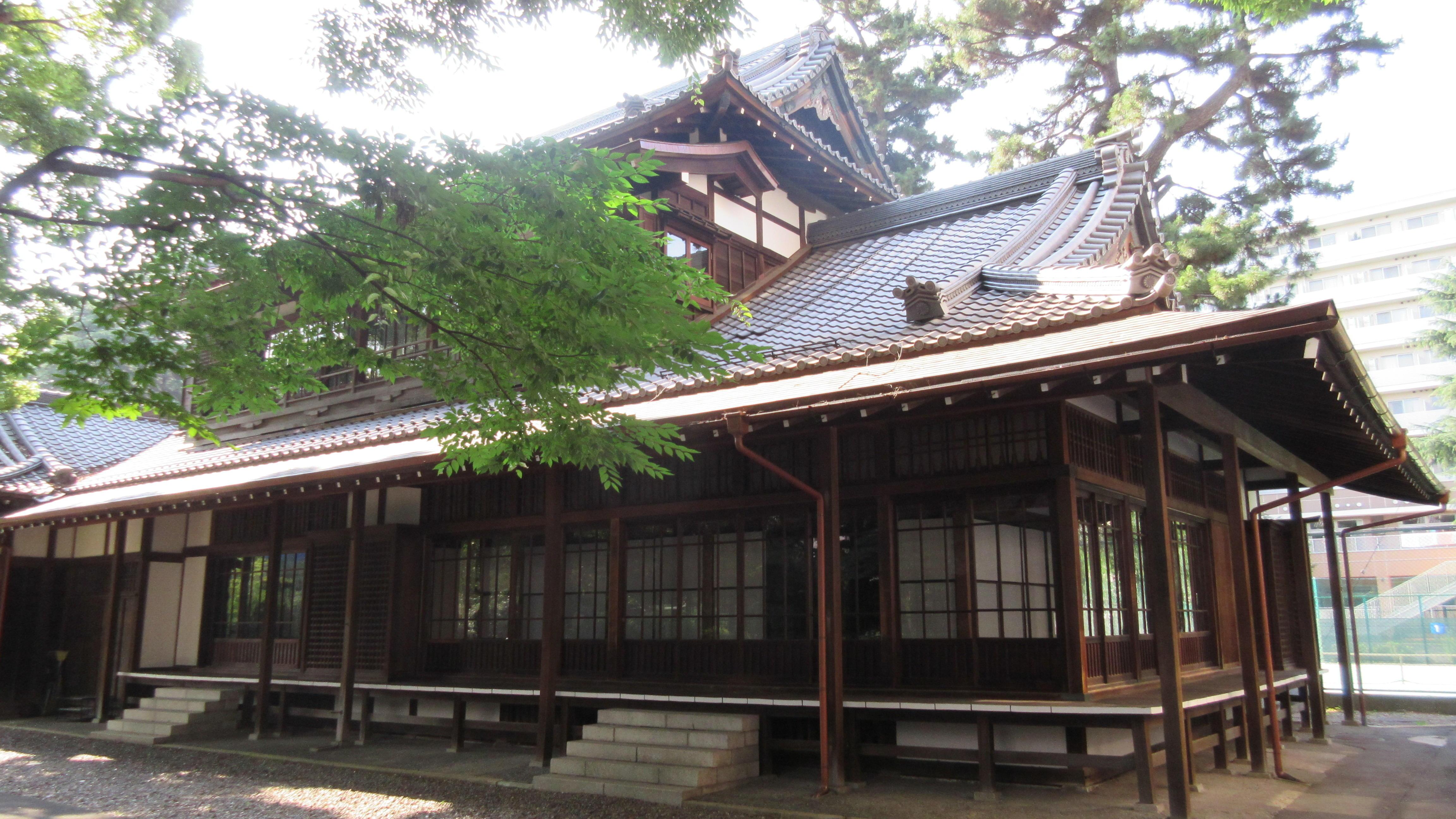 聖心女子大学キャンパス内の旧久邇宮邸(通称「パレス」等)が、国の重要文化財に指定へ