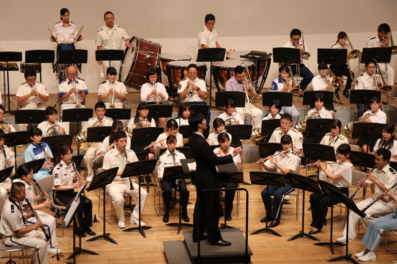 聖徳大学が「2019 警察音楽隊研修会 吹奏楽コンサート」を8月30日に開催 -- 日本全国から選抜された音楽隊員が研修成果を披露