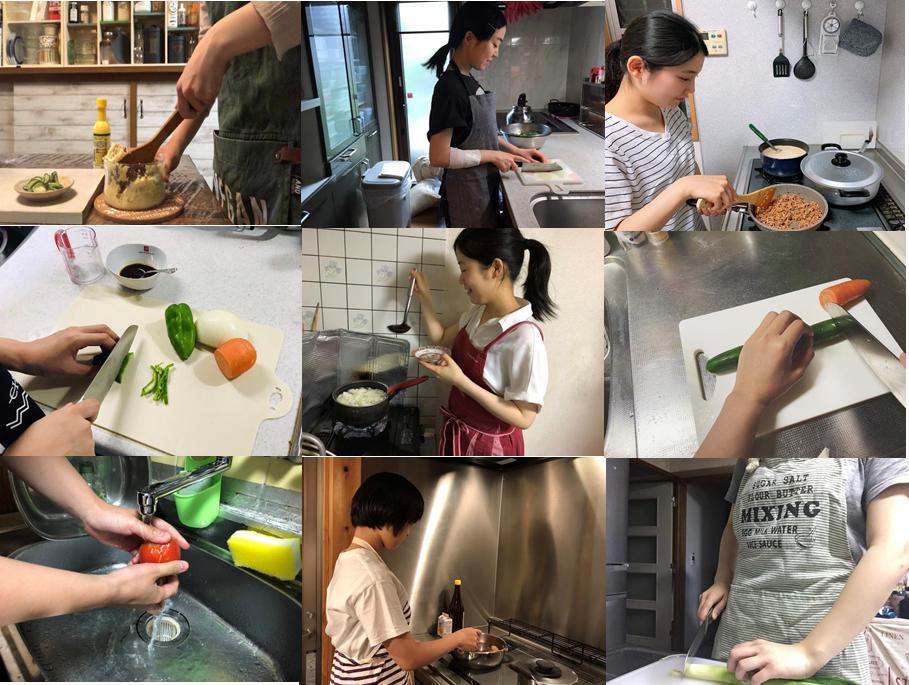 ■''健康''と''食''のプロを目指す学生が考案■「コロナに負けない!高齢者のためのフレイル予防レシピ」を考案
