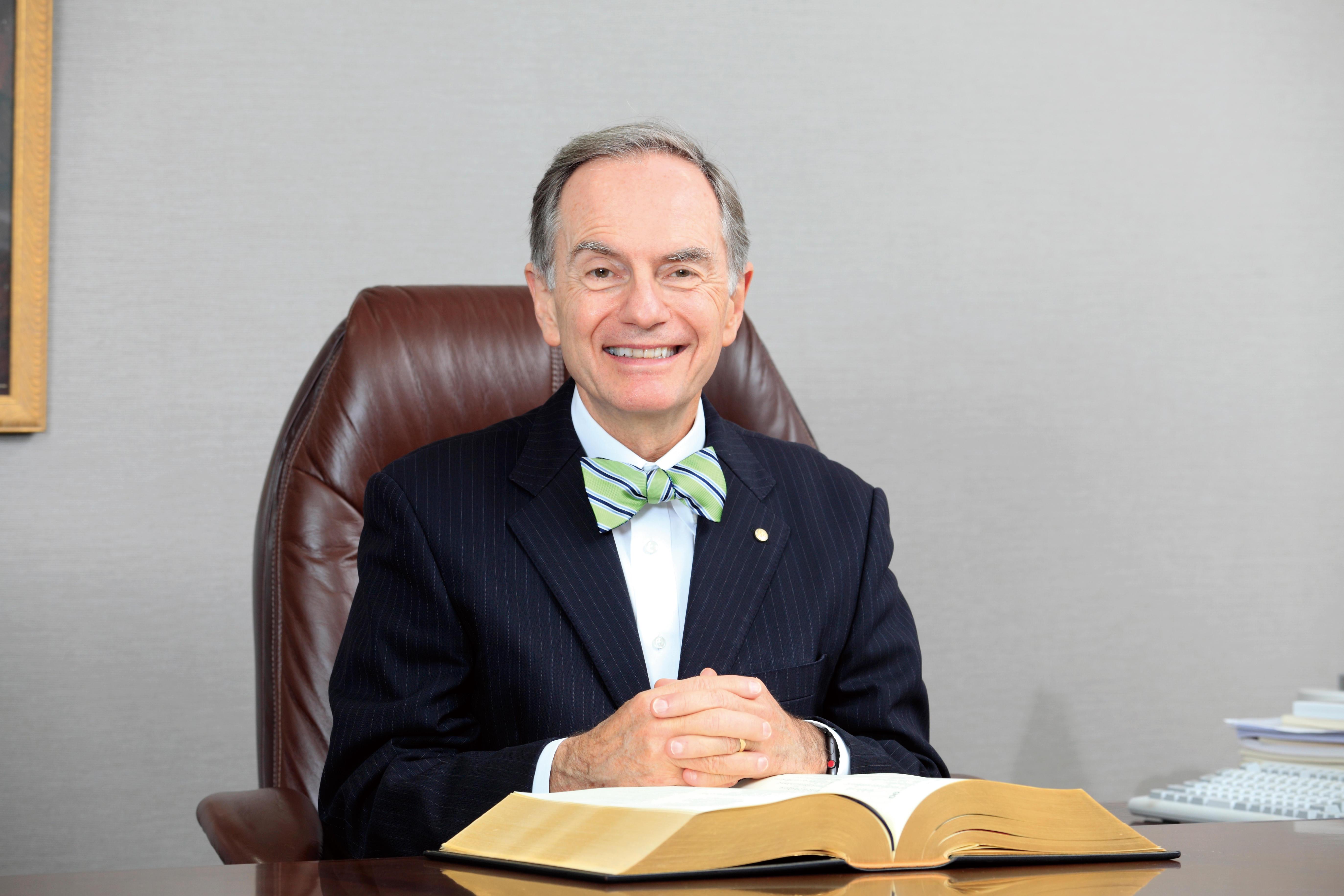 西南学院理事長の選任について