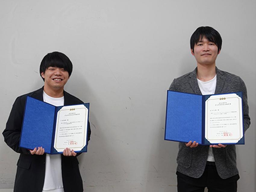 日本工業大学 電子情報メディア工学専攻(上野研究室)の学生が一般社団法人電気設備学会主催・第2回電気設備学会学生研究発表会において「優秀賞」「準優秀賞」を受賞