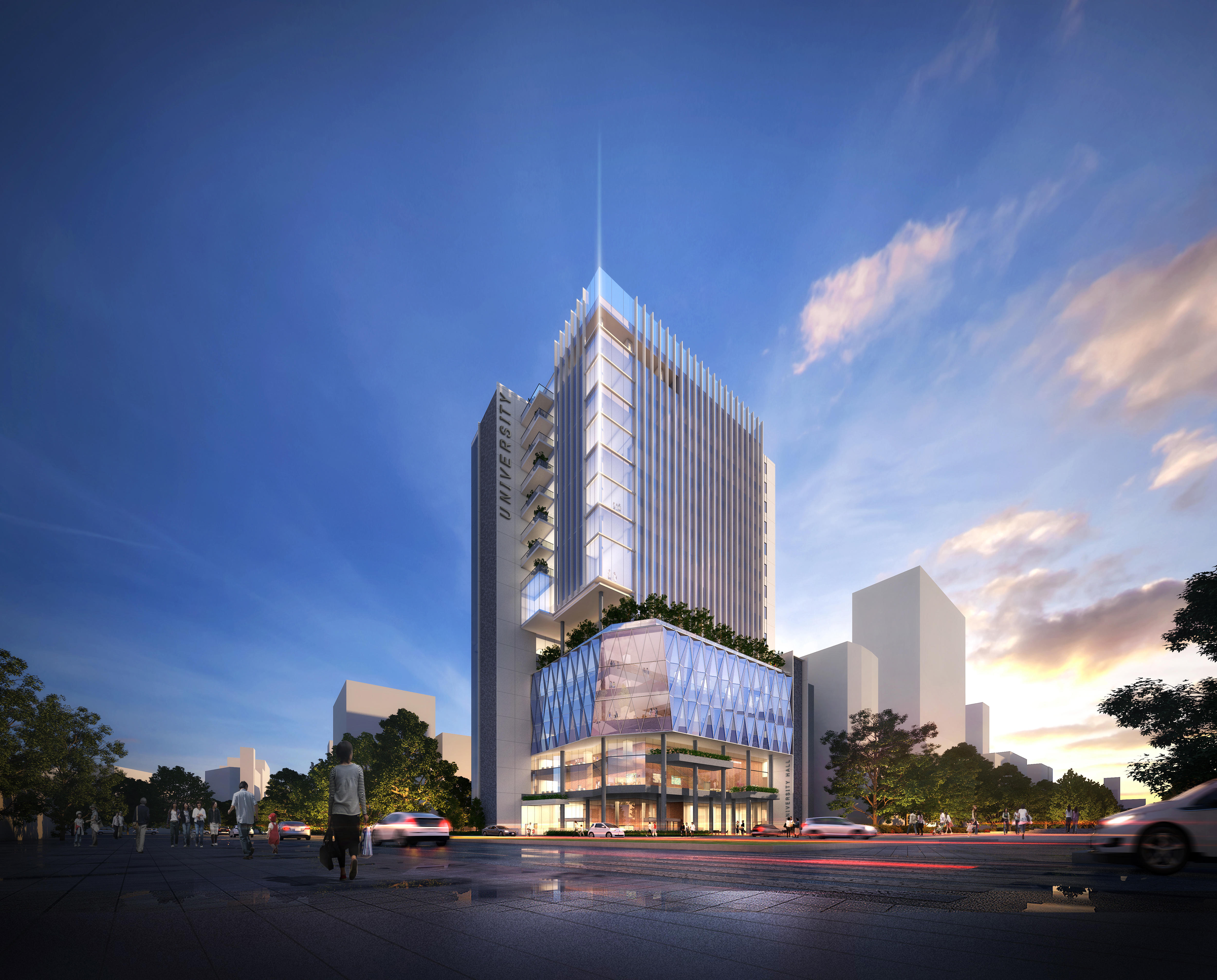 横浜市都心部における、新キャンパス開設計画について -- 関東学院大学