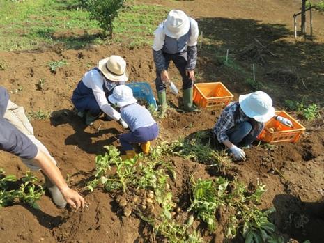恵泉女学園大学でトークセッション「有機園芸を通じて社会とつながる」~たま食ネット×福島有機農家×子ども食堂・誰でも畑、恵泉教育農場~を開催
