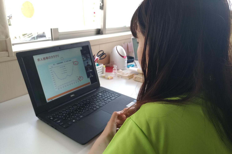 【武蔵大学】就活を止めるな!オンライン講座で学生にエール、コロナ禍で変わる企業の採用面接と大学のキャリア支援