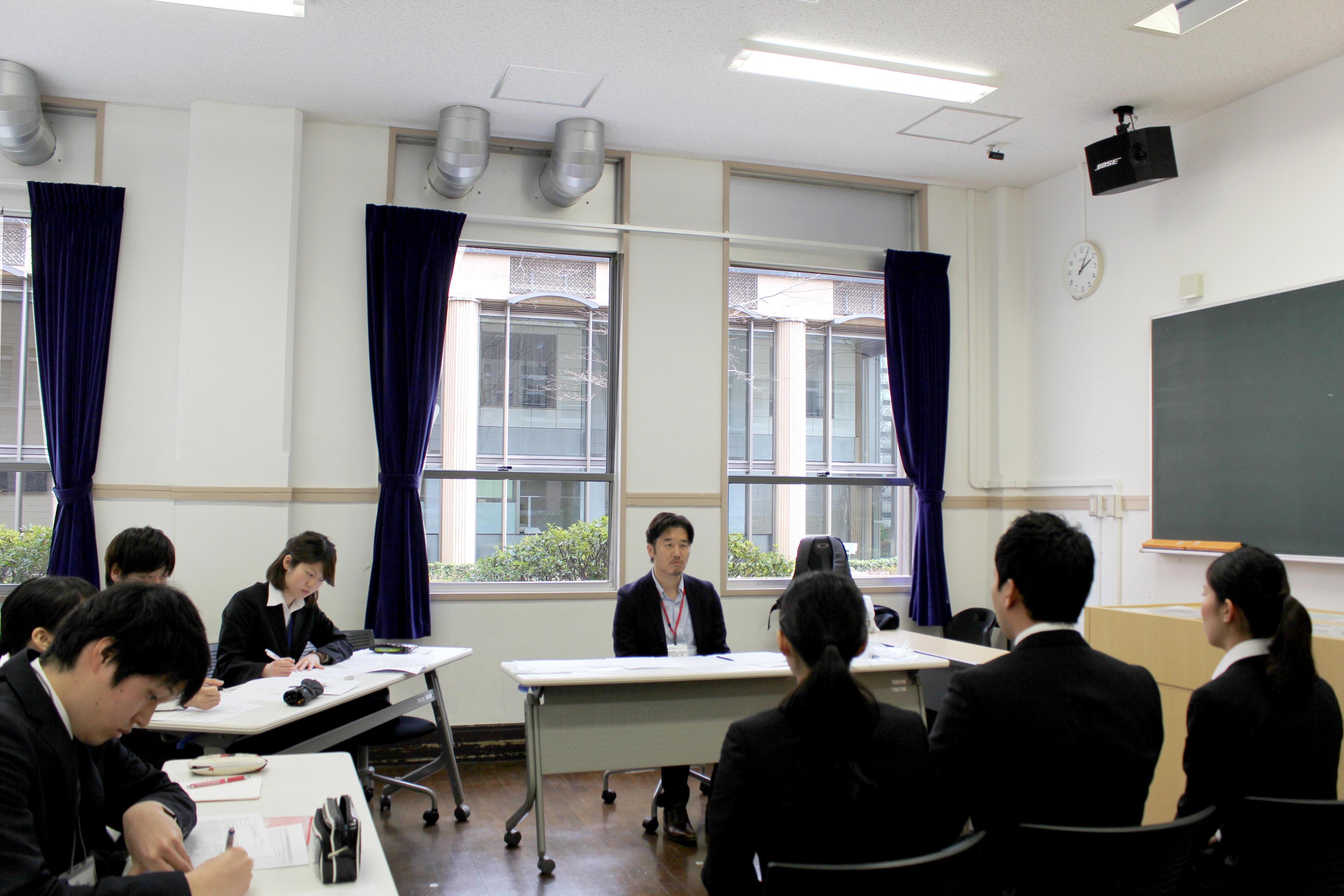 11月11日(土) -- ゼミ形式で行う、卒業生による実践的な就職支援プログラム -- 「武蔵しごと塾 ~課題発見とネクストアクション~」を開催 -- 武蔵大学