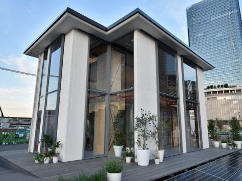 芝浦工業大学・早稲田大学--大学対抗のゼロエネルギー住宅実証建築コンペにて「郊外で住み継ぐ『リデザイン』住居」を提案~深刻化する空き家問題に対し、フレキシブルな断熱改修を実現~