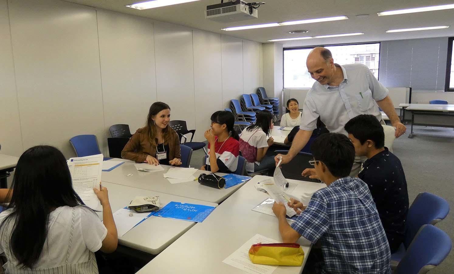 夏休みは東京・三軒茶屋で「100%英語漬け」 -- テンプル大学ジャパンキャンパスの小中高生国内留学