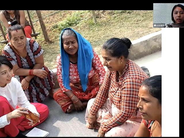 拓殖大学 「JICA×拓殖大学連携ボランティア 海外協力隊ネパール農業プロジェクト」オンライン報告会を実施