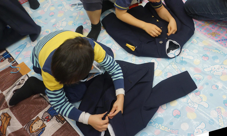 「ママ・パパを救え!」で目指す家事改革 子どもが楽しくお手伝いできる家族関係 -- 昭和女子大学
