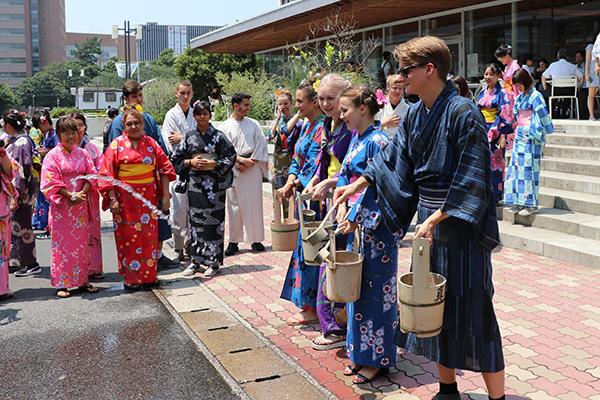 千葉商科大学が「2019 CUC Summer Program」を開催 -- 海外学生が本学学生と共に日本・千葉を知り、自国に魅力を発信