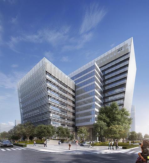 芝浦工業大学創立100周年プロジェクト 2022年4月開設予定 「豊洲第二校舎(仮称)」着工